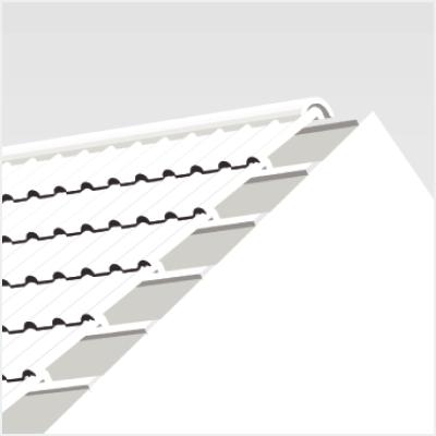 Détuilage en rive de pignon avant de prolonger le débord de toit